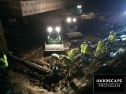 Michigan Commercial Hardscape Design and Construction