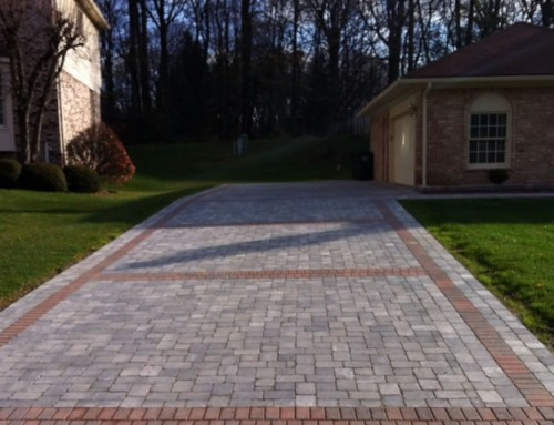 How the Pros Do It: Brick Paver Driveway Installation in Troy