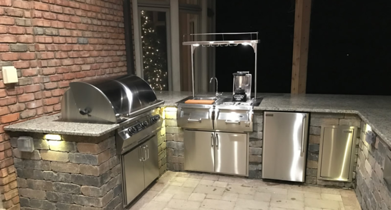 southfield hardscape contractor talks outdoor kitchens