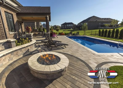 Oakland Township Outdoor Living Space