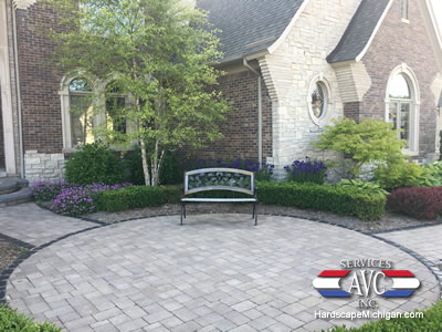 Shelby Township, MI: Brick Paver Projects to Enhance Your Outdoor Setup - AVC Hardscape Michigan