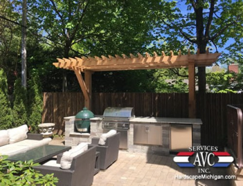 Birmingham, MI:  Unique Features for Your Outdoor Living Space