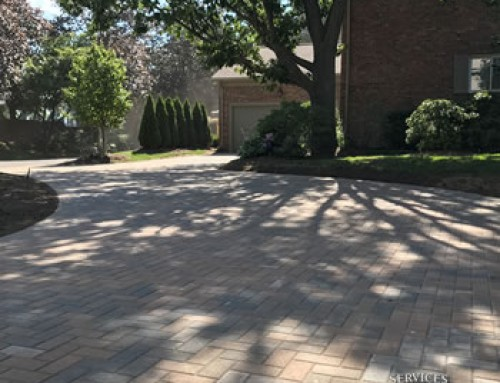 Bloomfield Hills, MI: Creating a Paver Driveway for Curb Appeal