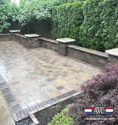Big Ideas For Small Brick Paver Patios In St. Clair Shores